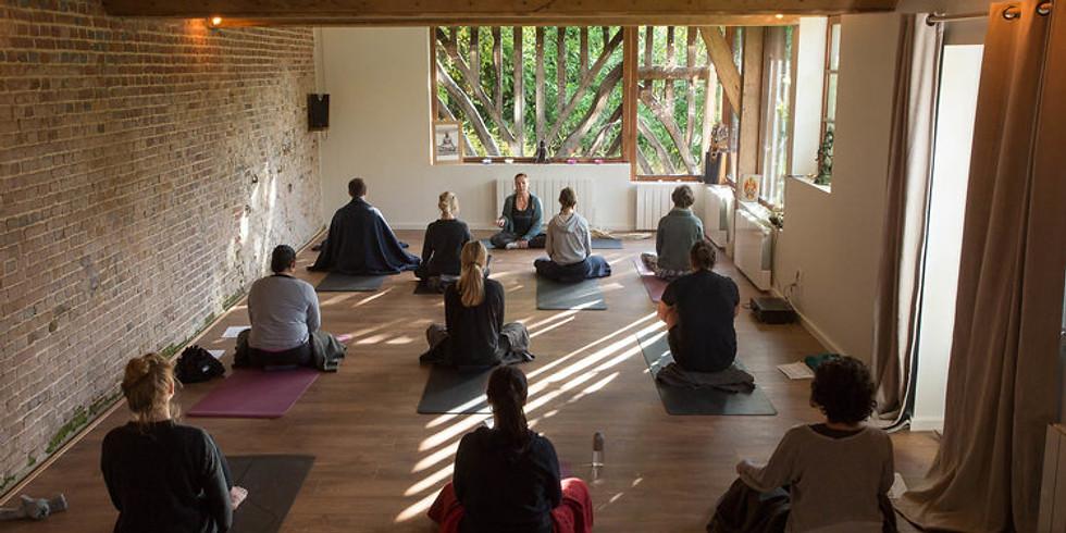 Week-end yoga Vinyasa Janvier