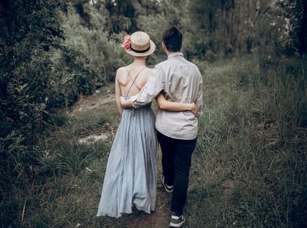 Sehnsucht nach einem Lebenspartner