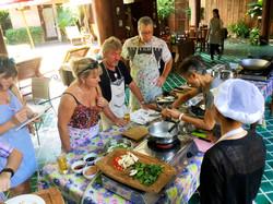 Thai Cooking Class 2