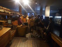 Visita de estudo ao Museu Marítimo de Ílhavo e à Costa Nova