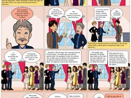 A Banda Desenhada como linguagem comum ao Português e Educação Visual