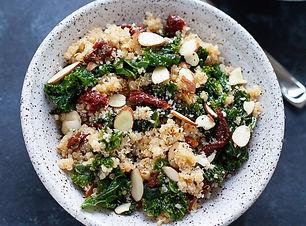 5-Ingredient-Healthy-Quinoa-Kale-Bowl-2-