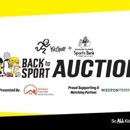 Back to Sport Auction