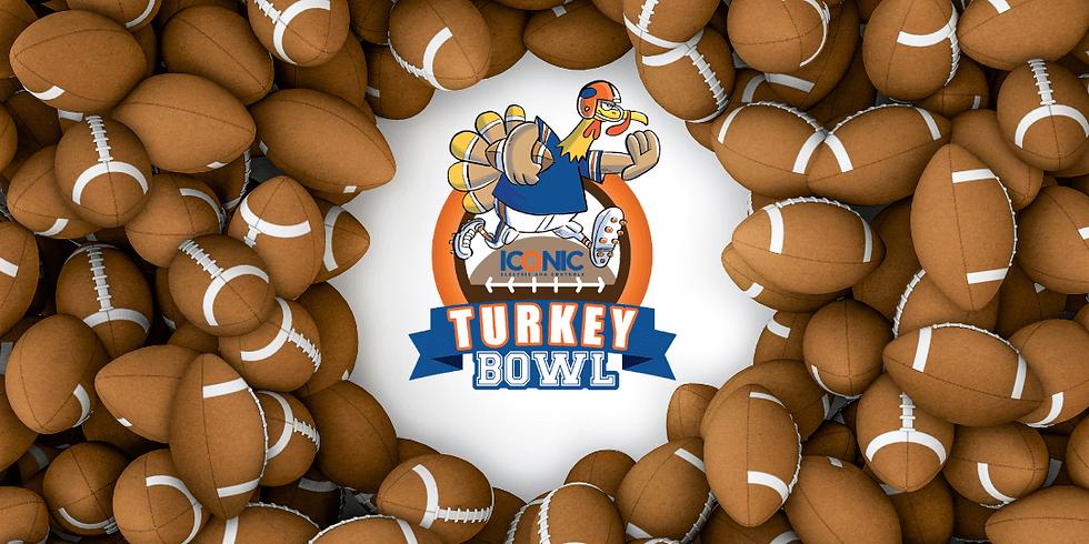 4.5th Annual Iconic Turkey Bowl