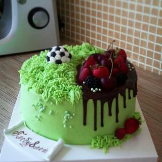 Торт на день рождения Гатчина 19