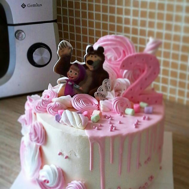 Торт детский 22