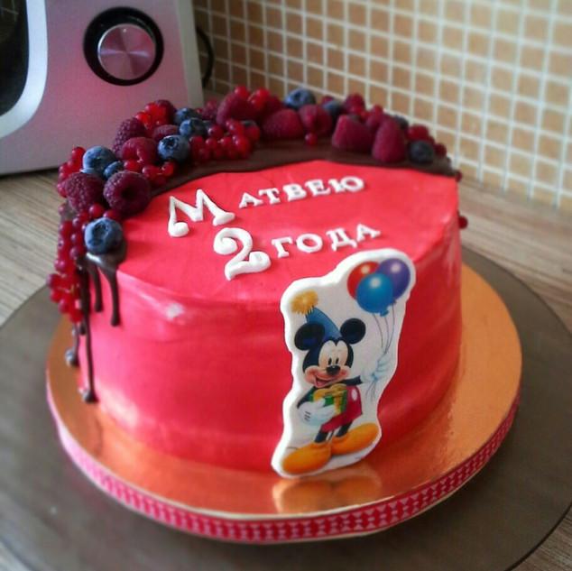 Торт детский 20