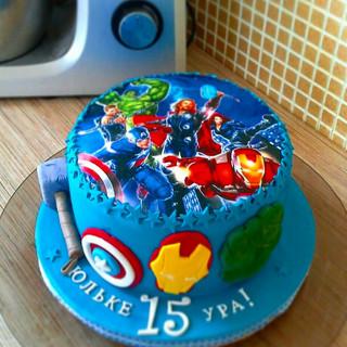 Торт на день рождения Гатчина 20