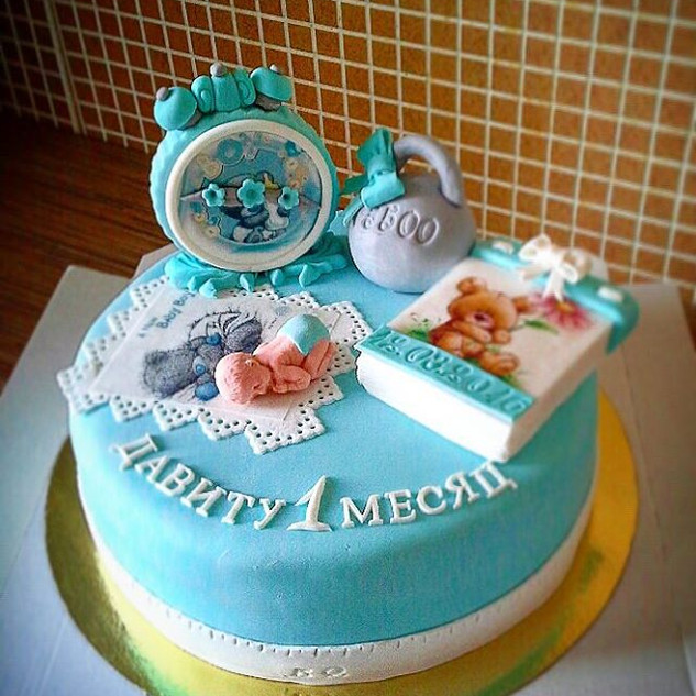 Торт детский 24