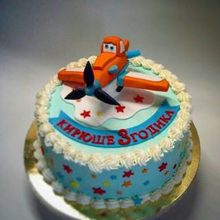 Торт на день рождения Гатчина 18