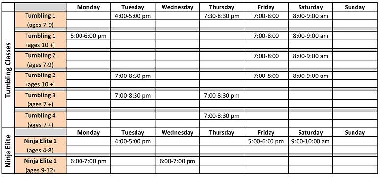 pg 4_Class Schedule Summer 2021.png