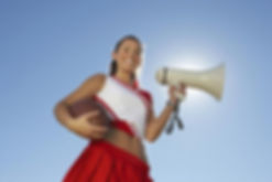 cheerleader and megaphone.jpg