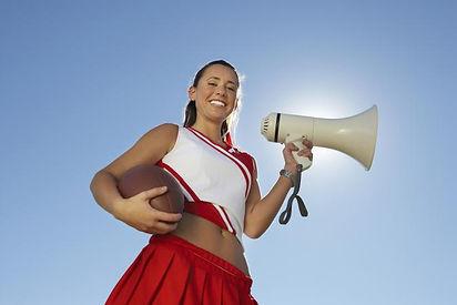 cheerleader and megaphone.jpg