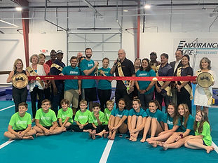 Brand new gymnastics dance facility