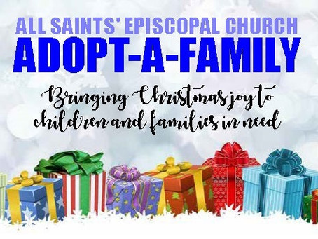 Volunteer for Adopt-A-Family!