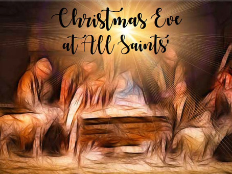 Christmas Eve with All Saints'