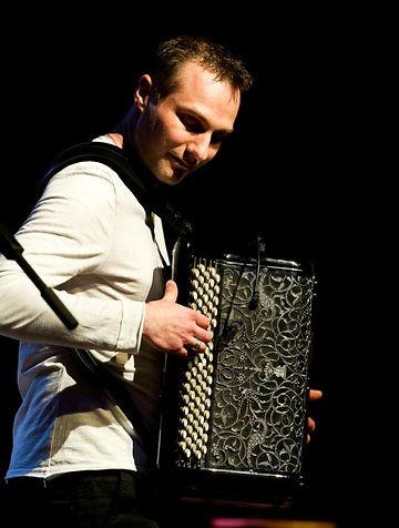Cédric Bailleul Cours d'accordéon à Montpellier