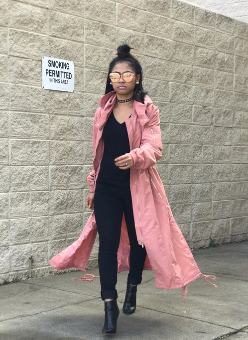 Blush Bomber | Boutiques in Kennesaw, Red Boutique