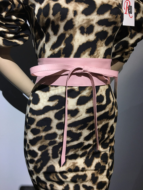 Blush belt | Boutiques in Kennesaw, Red Boutique