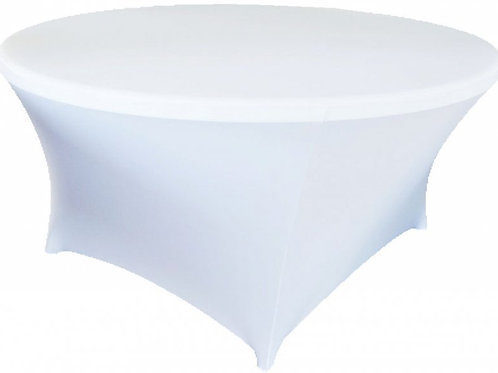Round Table Cloth(s) [White]