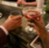 Cocktails, Dinner Date