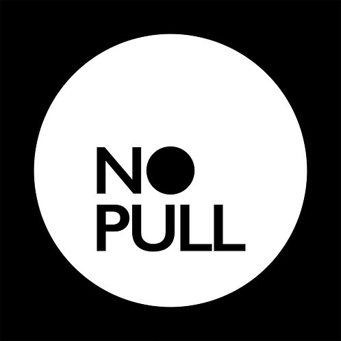 50 NoPull Logo Stickers (add-on with wholesale purchase only)