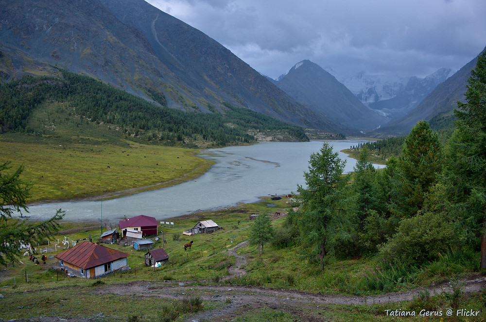 Mont Beloukha, Altaï