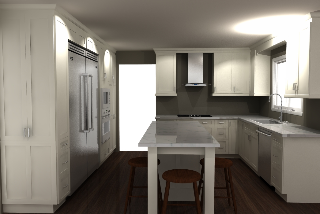 Kitchen 3 - Design