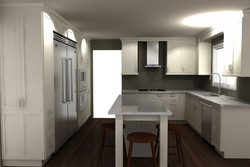 Kitchen 3 - Design