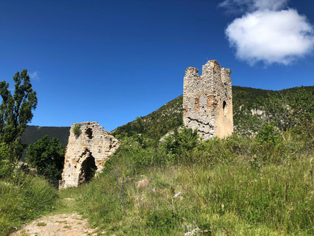 Abandonar el castillo