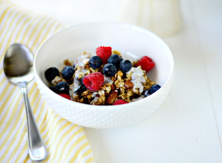 Home Made Sugar Free Granola