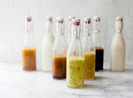 Summer Salad Dressings