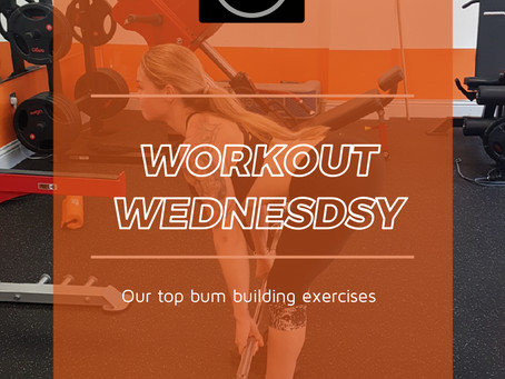 Our Top Booty Building Exercises