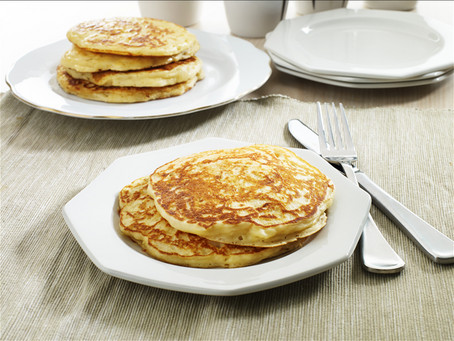 Perfect Pear Pancakes