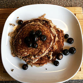 Recipe of the week - Post workout Pancakes
