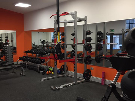 First PT Session Free For New Joining Members