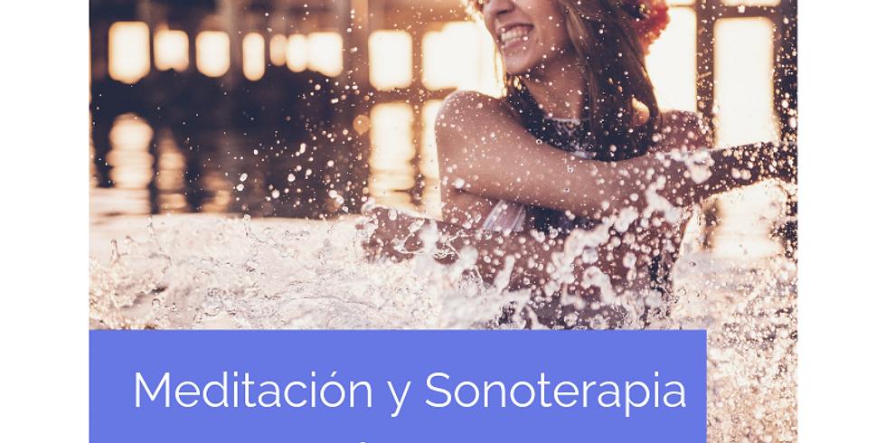 Meditación y Sonoterapia: Autoestima