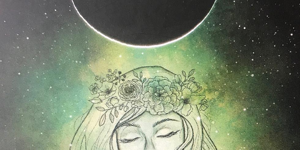 Ritual Luna Nueva en Virgo