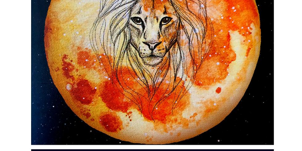 Ritual Luna Llena en Leo