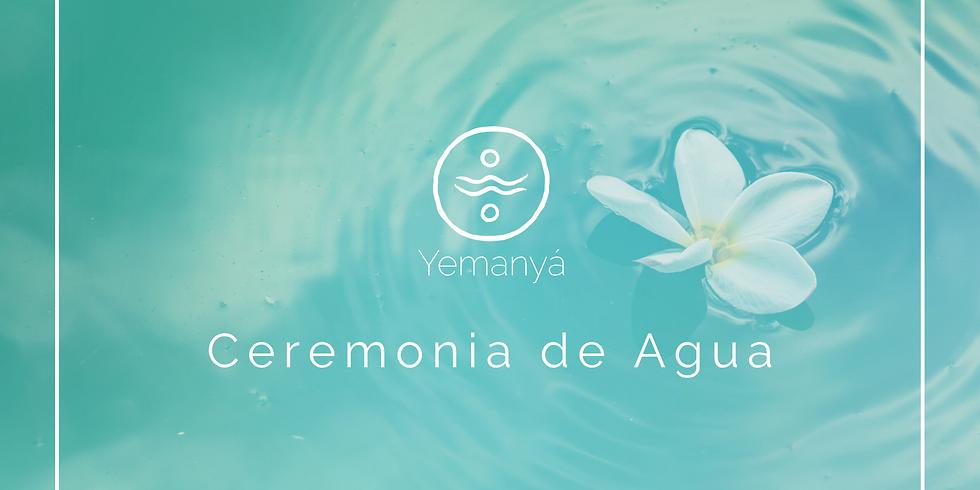 Ceremonia del Agua