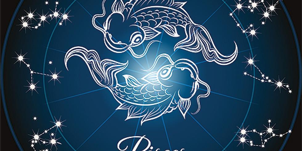 Ritual Luna Llena en Piscis