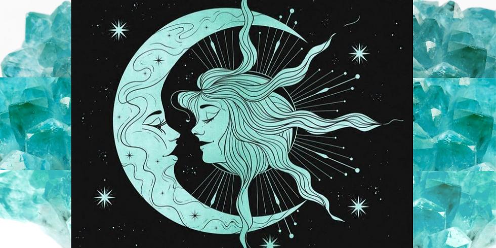 """Ritual Luna Llena en Acuario ~ """"La libertad comienza en tu interior"""""""