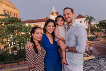 cartagena colombia. host family holanda