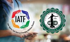 Face-to-face clinical internship ng UP,