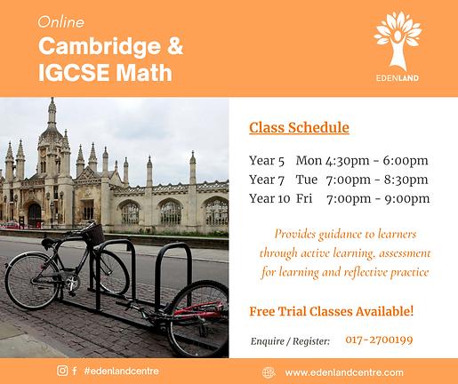 202009 Cambridge & IGCSE Math.png