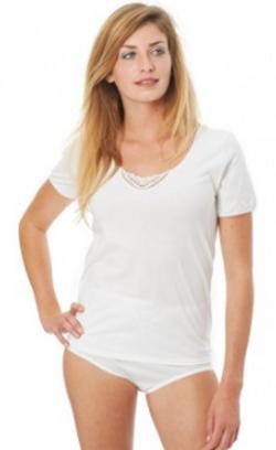 T-shirt MC coton