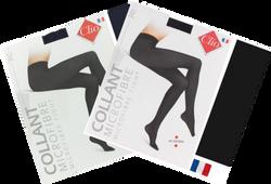 Collants Opaque Clio