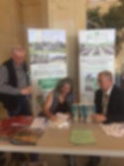 Melissa Fischer book signing