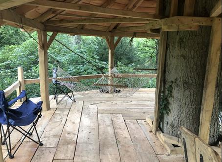 Treehouse build