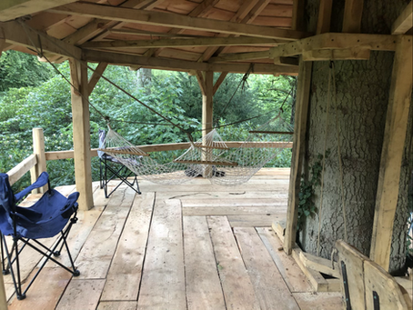 Treehouse build